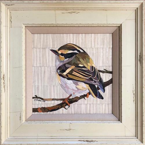 Palm Warbler - Giclee' 1/50