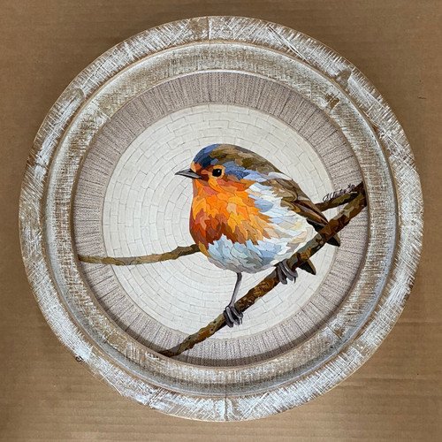 A New Day / Round (Robin) - Giclee' AP