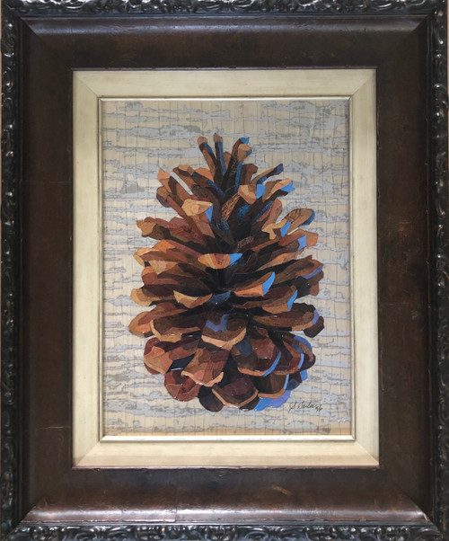 Pinecone / Small - Giclee' AP