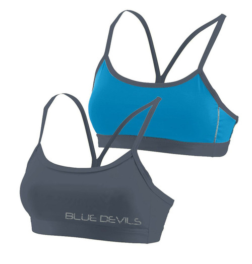 Blue Devils Reversible Sports Bra