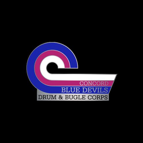 BD Concord Logo Pin