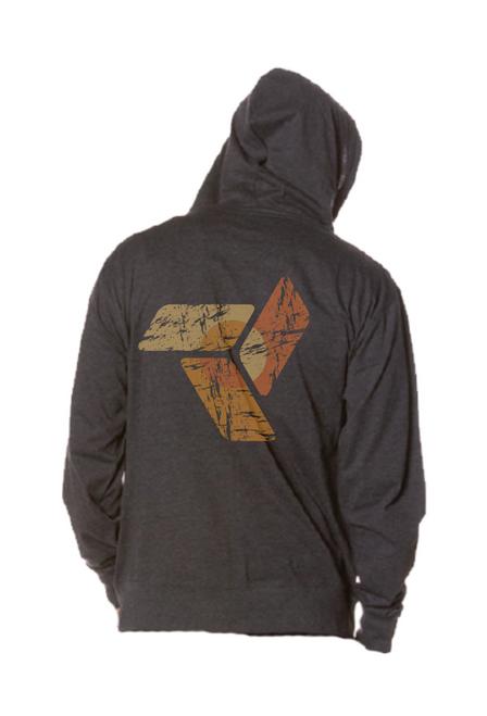 RCC Grey Hoodie (Full Zip)