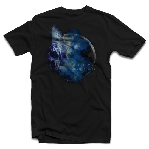 Blue Devils Percussion Section T-Shirt