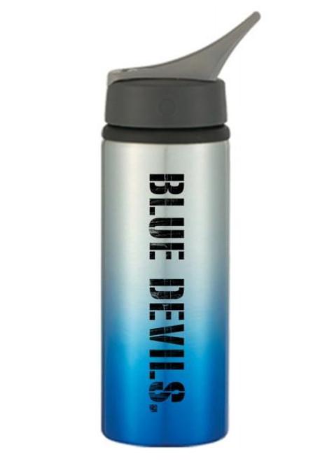 Blue Devils Aluminum Water Bottle