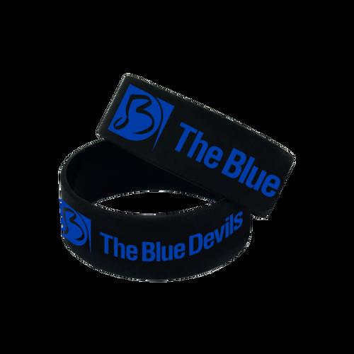 Blue Devils Wristband