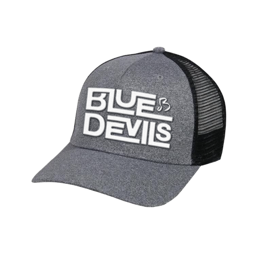 Blue Devils B Square Logo Cap