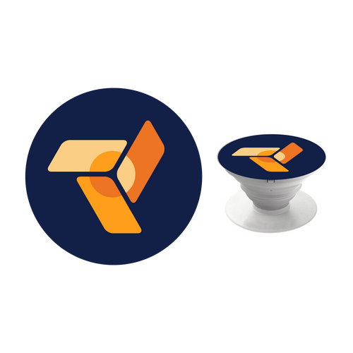 RCC Logo Phone Grip