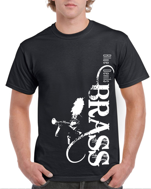 2017 Brass Black T-Shirt
