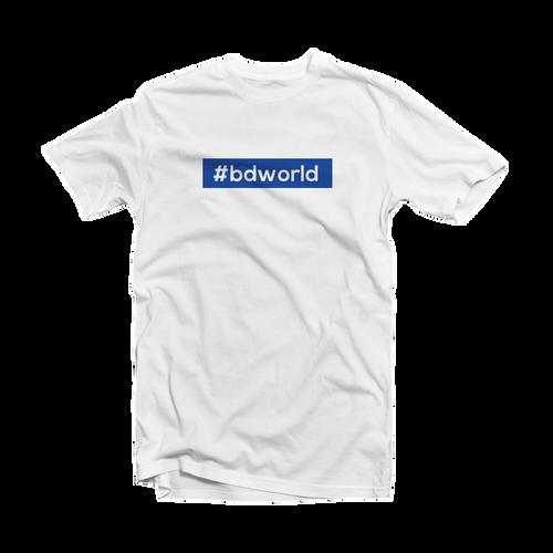 Blue Devils #BDWORLD Shirt