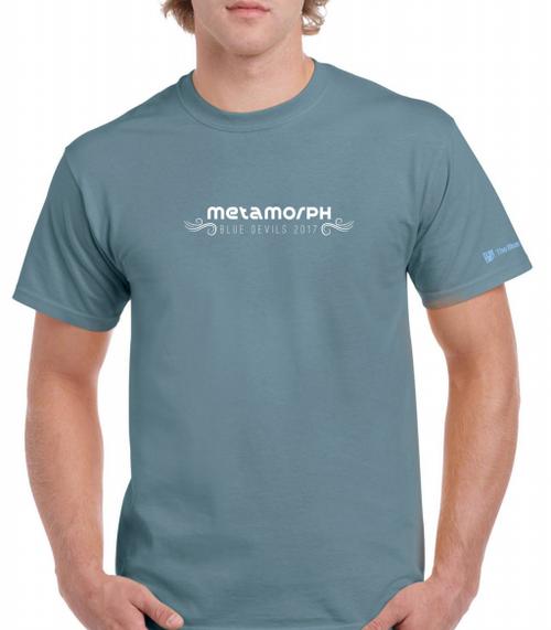 Metamorph - 2017 BDA Tour Shirt