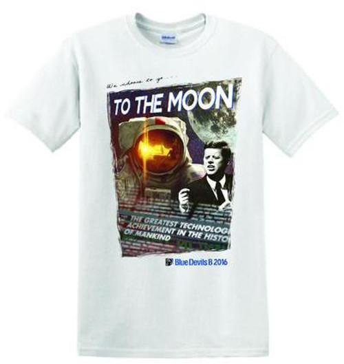 "BDB ""To the Moon"" 2016 Show Shirt"