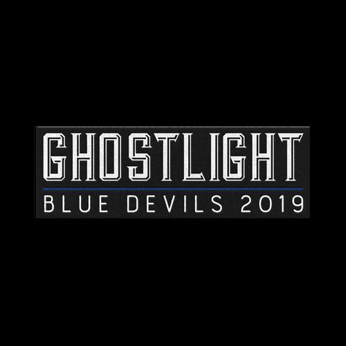Blue Devils 2019 Show Patch