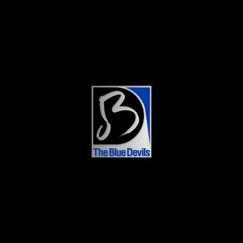 Blue Devils Logo Pin