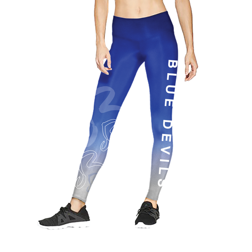 Blue Devils Ladies Leggings