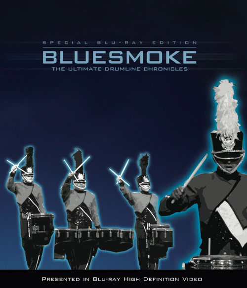 BD DVD Bluesmoke Blu-ray