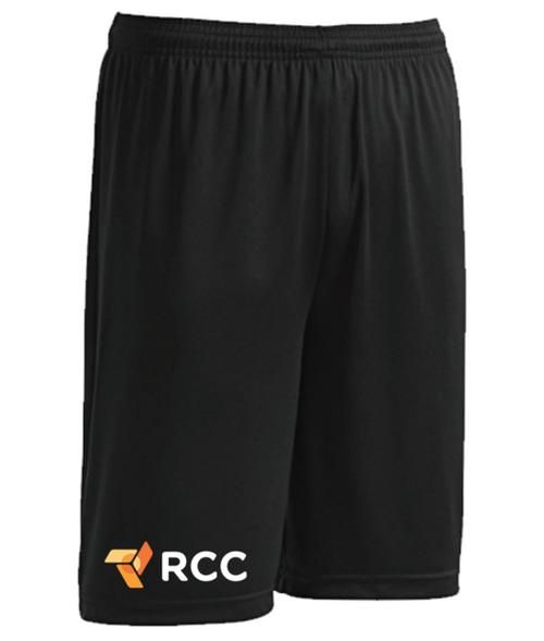 RCC Black Shorts