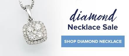 diamond Necklace Sale