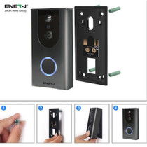 Wireless Video Door Bell With 16GB TF Card, Night Vision And 2 Way Audio