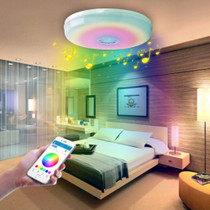 Wi-Fi Smart Ceiling Lamp RGB W W With Speaker