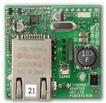 HKC Ethernet Adaptor Card