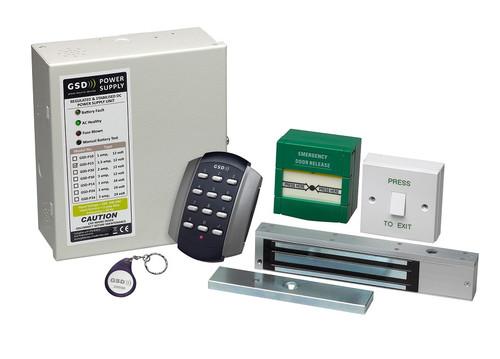 GSD 1 Door Access Control Kit-Keypad Version