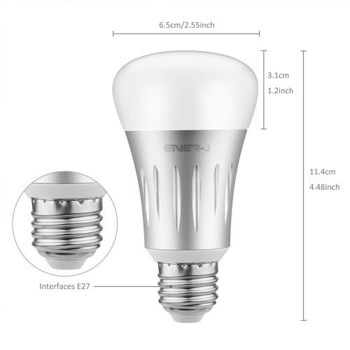 Wifi Smart LED Bulb (E27)