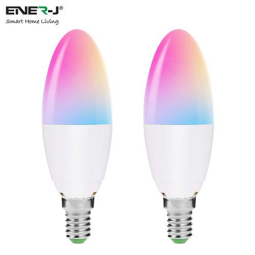 WIFI SMART LED CANDLE LAMP E14