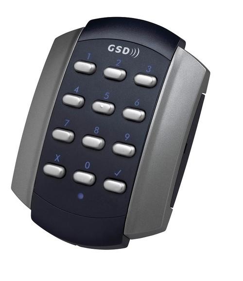 GSD Pin & Proximity Reader