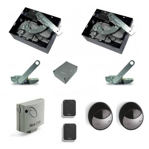 Nice L-Fab Kit 2 Underground Kit For Swing Gates