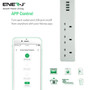 WiFi Smart Power Strip Extension Box With USB