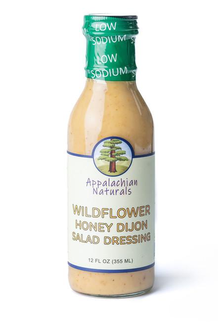 Appalachian Naturals Gluten-Free Wildflower Honey Dijon Salad Dressing