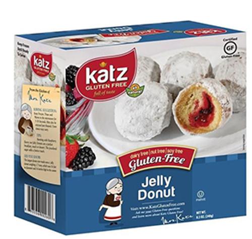 Katz Gluten Free Jelly Donuts