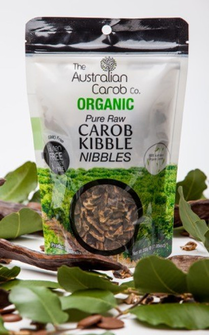 The Australian Carob Co. Organic Raw Carob Kibble Nibbles