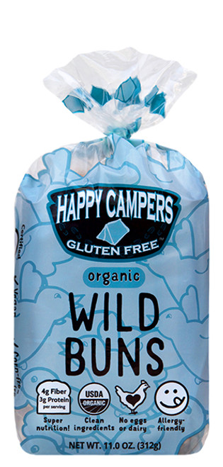 Happy Campers Wild Buns