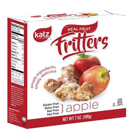 Katz Gluten Free Apple Fritters