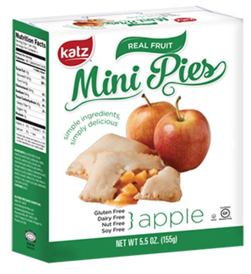 Katz Gluten Free Apple Mini Pies