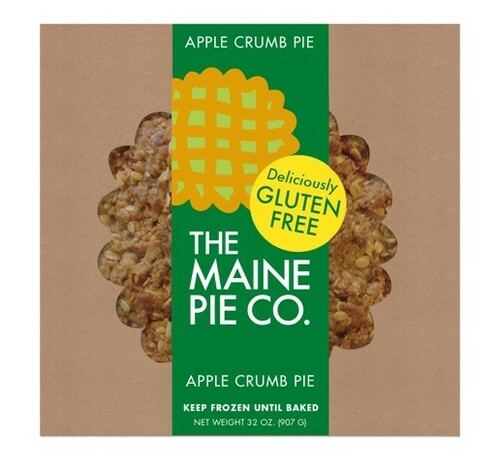 The Maine Pie Co. Apple Crumb Pie, 8 inch