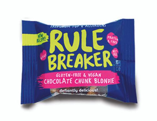 Rule Breaker Chocolate Chunk Vegan Blondie