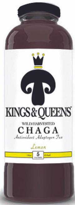 Kings & Queens Lemon Chaga Tea