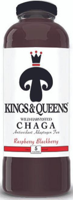 Kings & Queens Raspberry Blackberry Chaga Tea