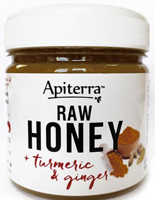 Apiterra Turmeric & Ginger Honey, Raw
