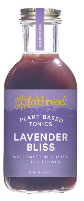 Goldthread Lavender Bliss Plant-Based Tonic