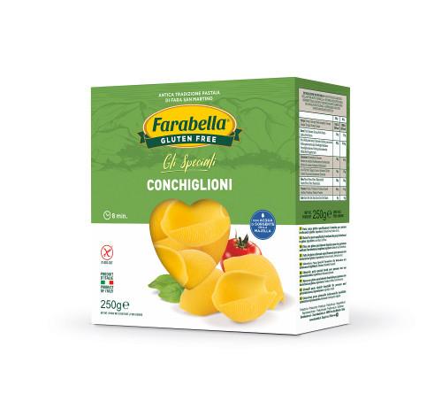 Farabella Egg Free Conchiglioni Large Shells, Pasta