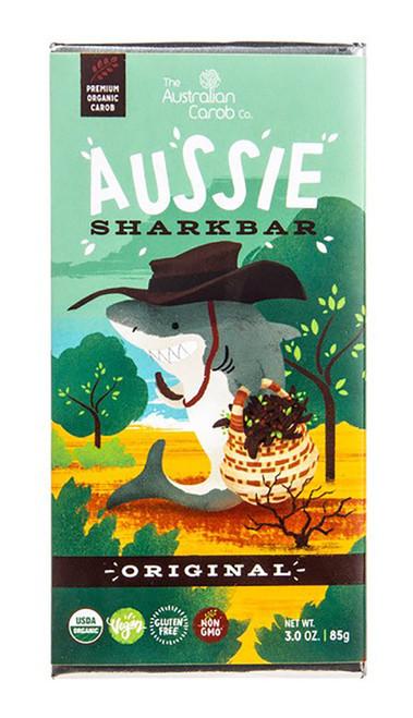 The Australian Carob Co. Gluten Free Original Carob Aussie Sharkbar
