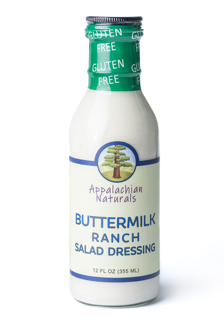 Appalachian Naturals Gluten Free Buttermilk Ranch Salad Dressing