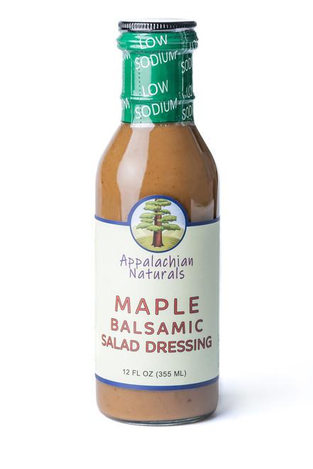 Appalachian Naturals Gluten Free Maple Balsamic Salad Dressing