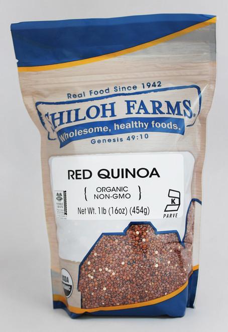 Shiloh Farms Organic Red Quinoa Grain