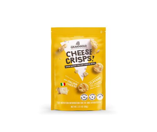 Granarolo Gluten Free Classic Cheese Crisps