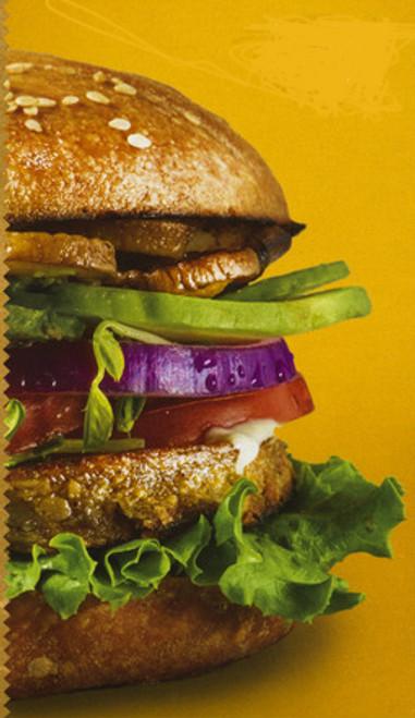 Foodies Vegan Original Artichoke Burgers (FROZEN)