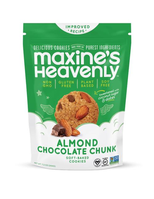 Almond Chocolate Chunk Cookies